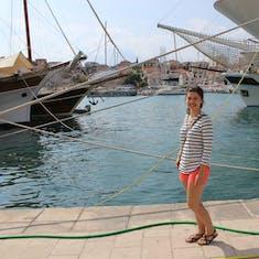 Split, Croatia - Trogir, Croatia