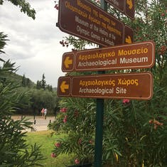 Katakolon (Olympia), Greece
