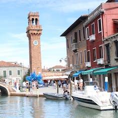 Venice, Italy - Island of Murano