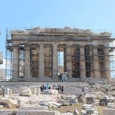 Piraeus (Athens), Greece - Parthenon