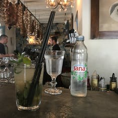 Dubrovnik, Croatia - Local bar