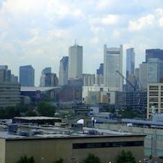 Boston, Massachusetts - View From the swhip of Boston