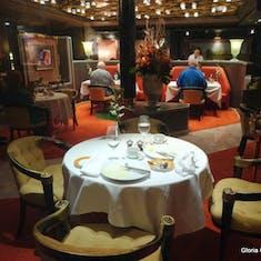 Inside Pinnacle Grill
