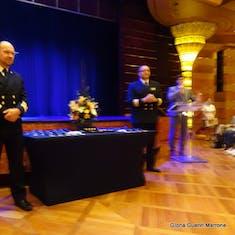 Showroom - Mariner Society Medallion Presentation Ceremony & Brunch