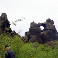 Dimmuborgir  - Towering Natural Arches