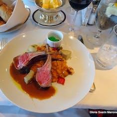 Rack of Lamb - Dinner Entree MDR