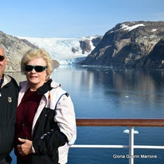 Akureyri, Iceland - Cruising Prince Christian sound