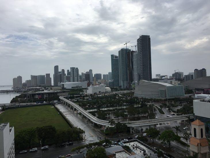 Miami, Florida - September 30, 2017