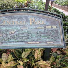 Central Park - My favorite location on the ship