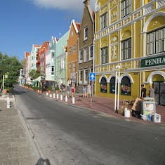 Willemstad, Curacao - Streets of Curacoa