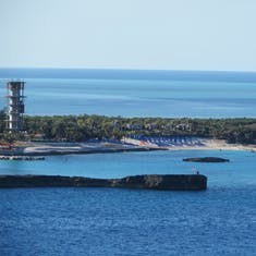 Great Stirrup Cay (Cruise Line Private Island), Bahamas
