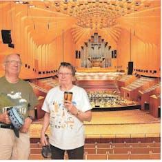 Sydney, Australia - Largest venue theatre inside the Sydney Opera House