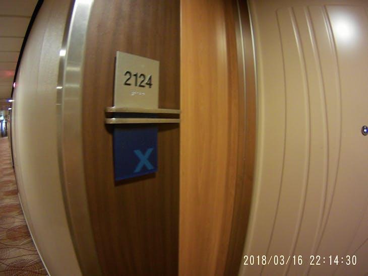 Entrance - Celebrity Equinox