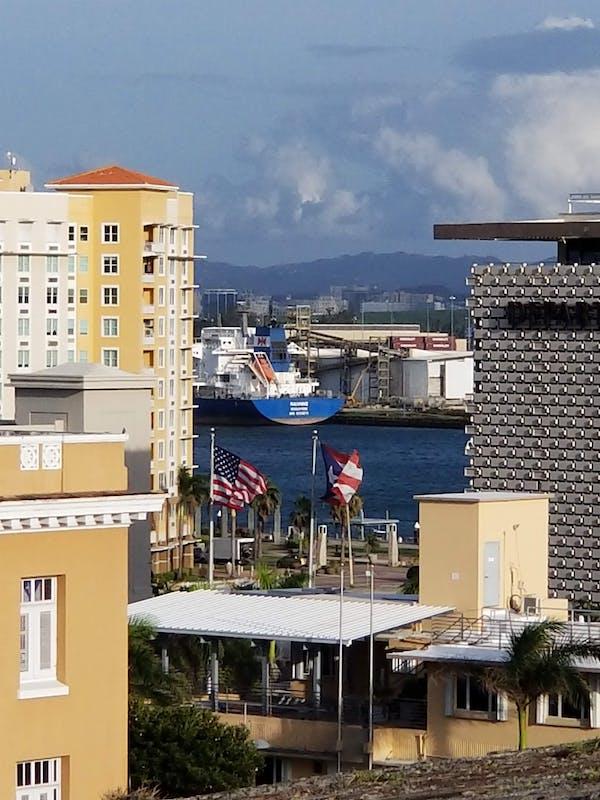 San Juan, Puerto Rico - May 12, 2018