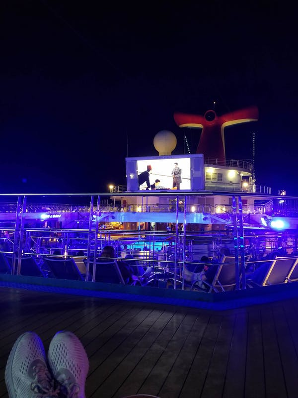 Carnival Glory, Carnival Cruise Lines - May 12, 2018