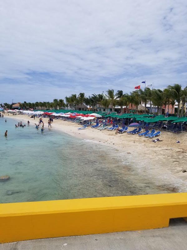 Amber Cove (Puerto Plata), Dominican Republic - May 12, 2018