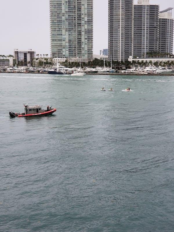 Miami, Florida - May 12, 2018