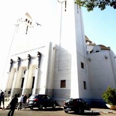Dakar, Senegal - A LA VIERGE MARIE MERE DE JESUS LE SAUVEUR Cathedral
