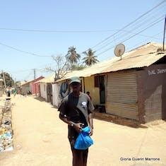 Banjul, Gambia - Small Village in Gambia