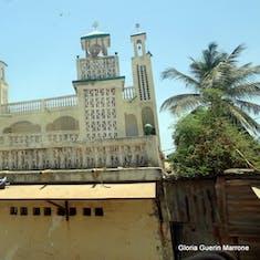 Dakar, Senegal -  Mosque
