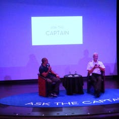 Dakar, Senegal - Ask the Captain Session