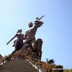 Dakar, Senegal - African Renaissance Monumeny