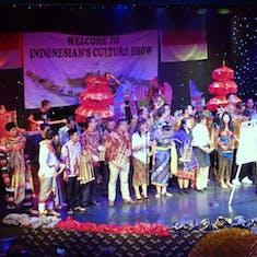 Dakar, Senegal - Afternoon Indonesian Crew Show