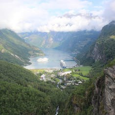 Geiranger, Norway - Geiranger, Norway