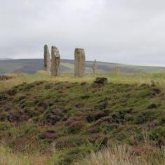 Kirkwall, Orkney Islands, Scotland - Ring of Brodgar