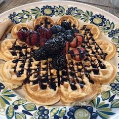 Mamsen's waffle