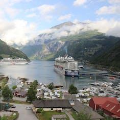 Geiranger, Norway - Beautiful Geiranger