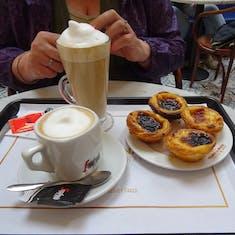 Pastel Del Nata - portuguse delight