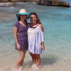 Philipsburg, St. Maarten - Mullet Bay Beach in St. Maarten