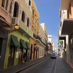 San Juan, Puerto Rico - Colorful Old San Juan