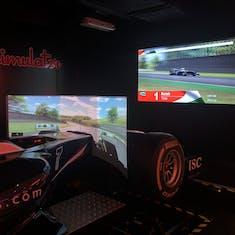 Nassau, Bahamas - F1 Simulator