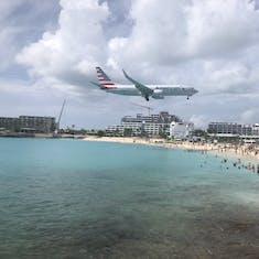 Philipsburg, St. Maarten - Maho Beach