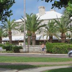 King's Wharf, Bermuda - Royal Naval Dockyard
