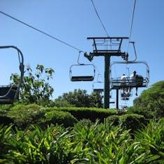 Mahogany Bay, Roatan, Bay Islands, Honduras - Magical Flying Beach Chair