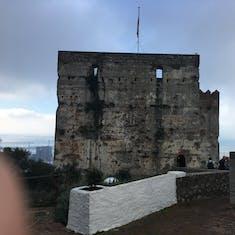 Gibraltar  (U.K.) - Morris castle