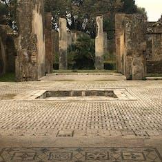 Palermo, Sicily - Pompeii