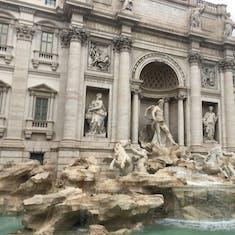 Civitavecchia (Rome), Italy - Trevor fountains