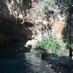 Ocho Rios, Jamaica - Blue Hole Tour