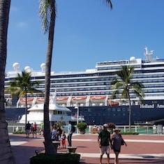 Oosterdam in Key West