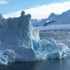 Cruise Paradise Harbor, Antarctica