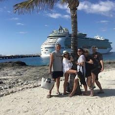 Perfect Day At Coco Cay, Bahamas
