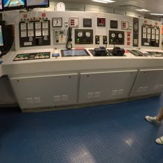 Engine Control Room (All-Access Tour)