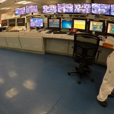 Engine Control Room(All-Access Tour)