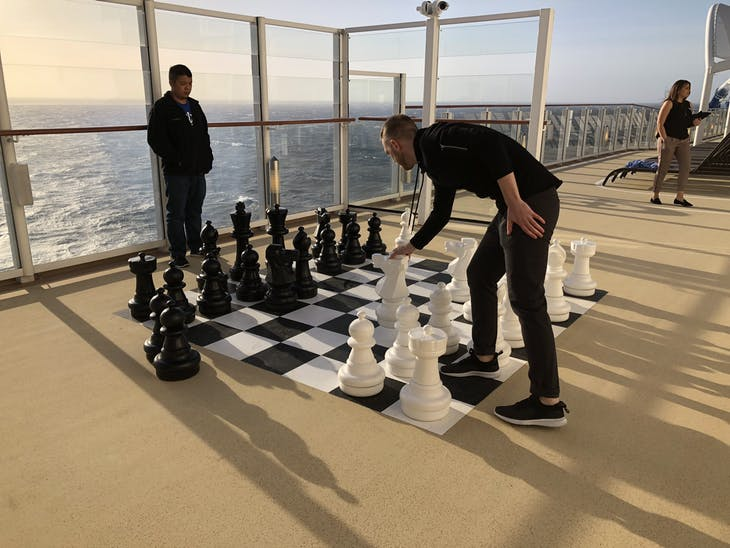 Chess - Norwegian Joy