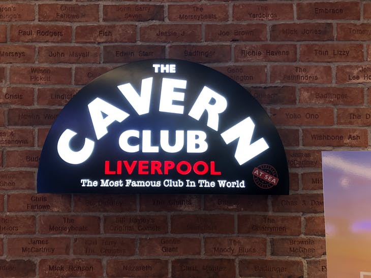 Norwegian Joy, Bar, The Cavern Club