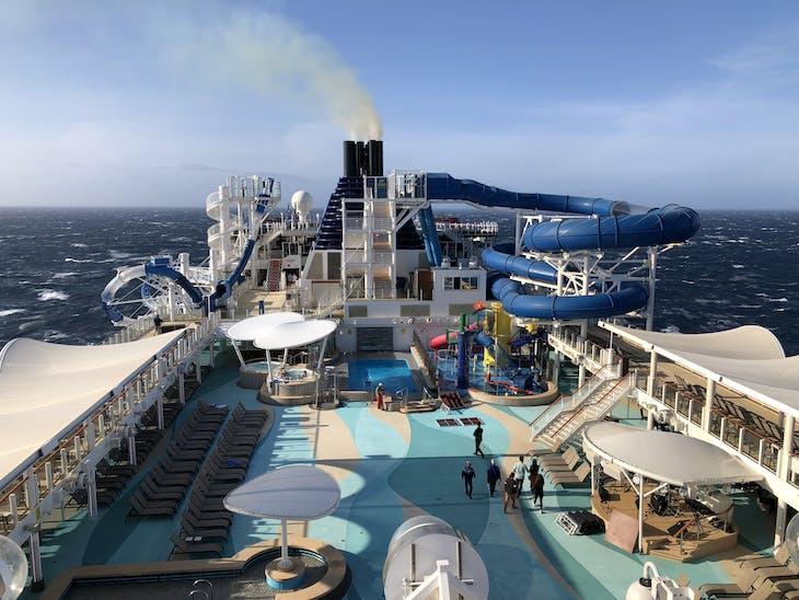 Main deck - Norwegian Joy